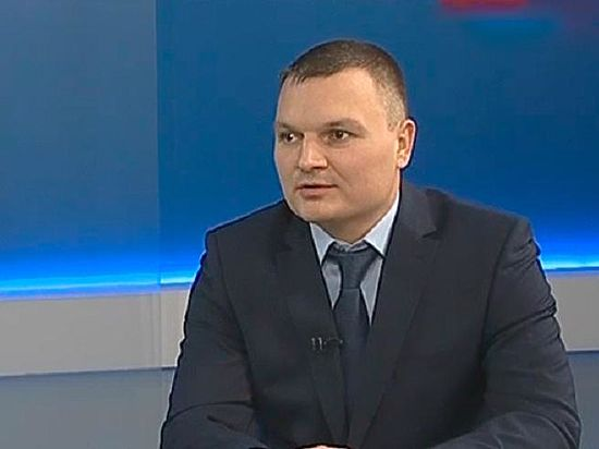 «Единая Россия» выдвинула Сергея Панова на пост спикера думы Томска