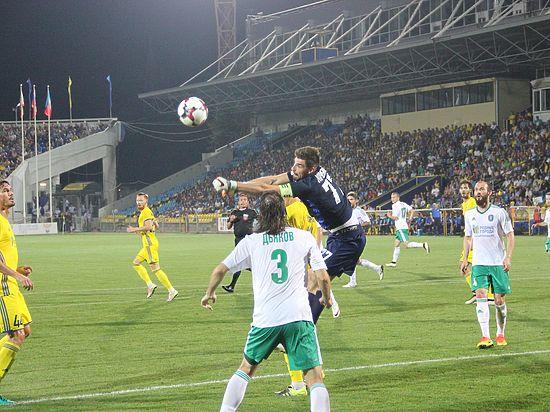 «Ростов» является фаворитом после ничьей впервом матче с«Аяксом»— Сергей Балахнин