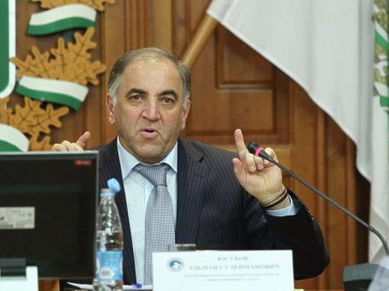ЦИК предложил переизбрать Эльмана Юсубова на пост главы томского облизбиркома