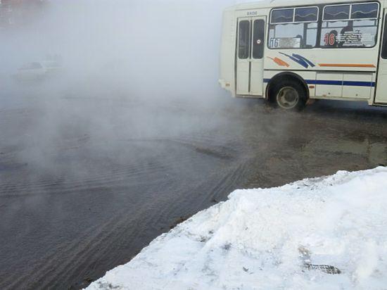 Часть домов до ночи останется без ГВС и отопления из-за серьезной коммунальной аварии в Томске