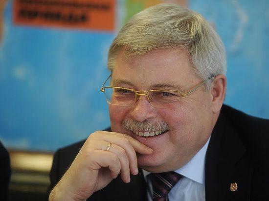 Сергей Жвачкин отказался уходить в досрочную отставку