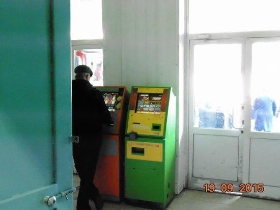 «Биржевые терминалы» оккупировали Томск. В городе установлены десятки игорных автоматов