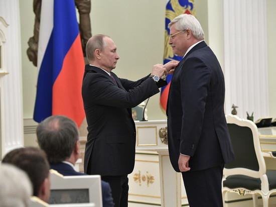 Путин наградил Орденом Дружбы шлифовщика изВладимирской области