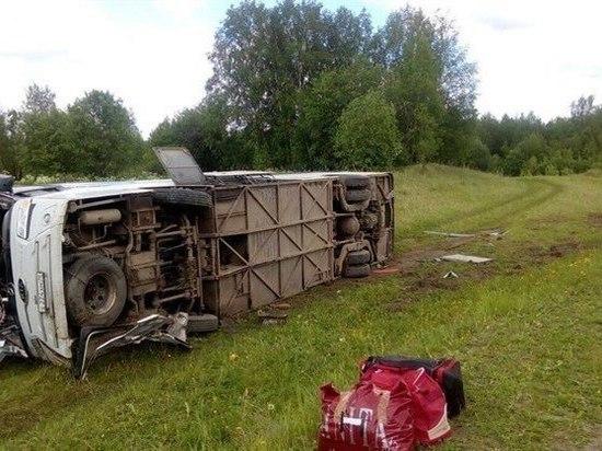 В томской автокатастрофе виноват водитель?