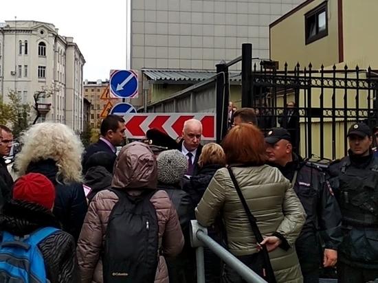 Томские власти довели ситуацию с протестующими до гротеска и абсурда