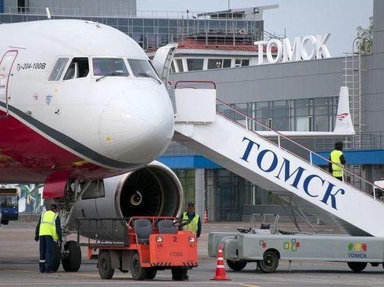 Зарабатывая миллионы на госимуществе, «Аэропорт Томск» платит в бюджет копейки, не перечисляя даже их вовремя