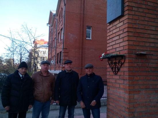 В Томске почтили память спикера Думы г. Томска Олега Плетнева, трагически погибшего 15 лет назад