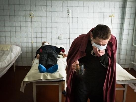 С начала года в Томской области от туберкулеза умерло уже 97 человек
