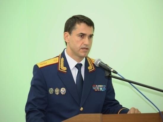 Генерал СК Илья Лазутов принимал томичей до утра