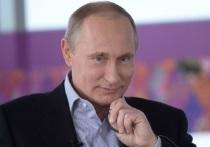 Путин «помирил» томских ВИПов…