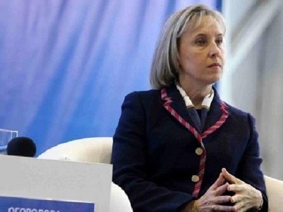 Людмила Огородова начала с сенсаций
