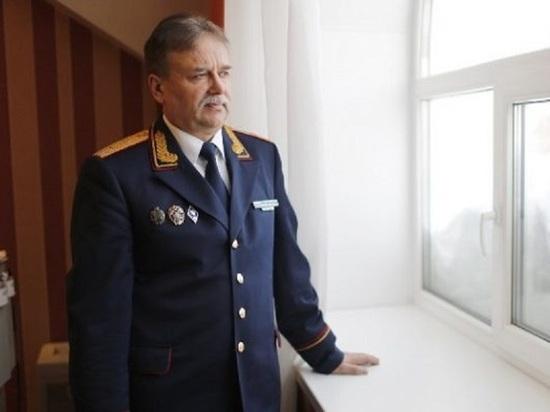 Опальному генералу ищут место «для пенсии»