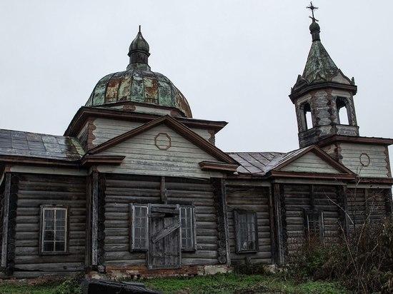 Путина попросят спасти томскую церковь