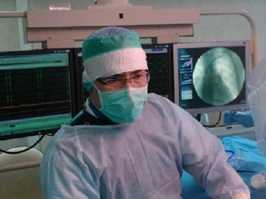 Томские ученые разработали «умный дефибриллятор»