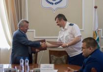 Прокуратура Северска не имеет претензий к Григорию Шамину