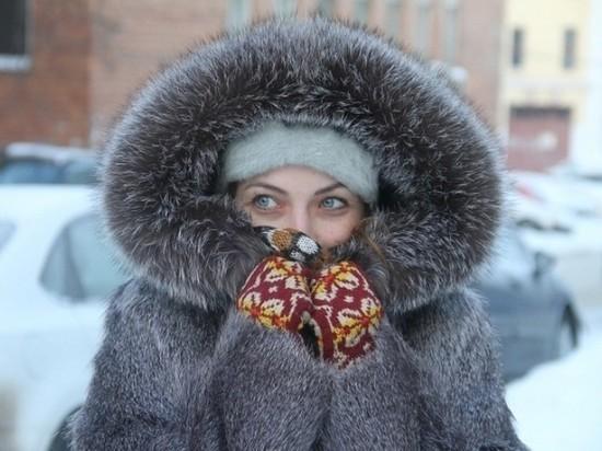 В Томскую область кратковременно вернутся морозы ниже 30 градусов