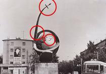 Памятник легендарной космической программе