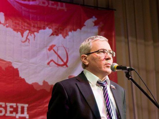 В местном отделении КПРФ определила кандидатов на выборы в  Областную думу